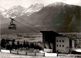 Zettersfeldbahn - Lienz, Osttirol - Talstation - Lienz