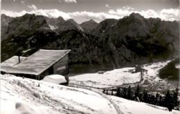 Zettersfeldhütte 1800 M - Blick Auf Lienz - Lienz