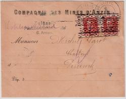 1915, Timbres De Baviere! , #a1324 - Guerre 14-18