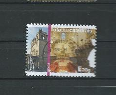 Timbre Oblitére Du Portugal - 1910-... Republic