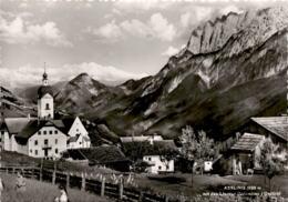Assling Mit Den Lienzer Dolomiten, Osttirol - Österreich