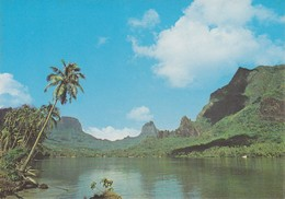 Polynésie Française Moorea Baie De Paopao - Polynésie Française