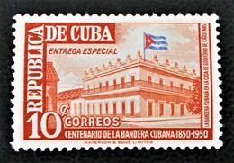 EXPRESS - CENTENAIRE DU DRAPEAU 1951 - NEUF ** - YT 11 - Express Delivery Stamps