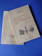 Biblio- Legendre Bureaux Spéciaux Franchises Des Origines à 1879 Avec Le Supplément - France
