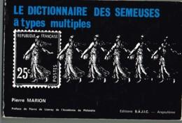 Biblio- Dictionnaire Des Type Semeuse De Marion - France