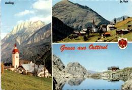 Gruss Aus Osttirol - 3 Bilder - Assling, St. Veit, Karlsbader Hütte (115) - Lienz