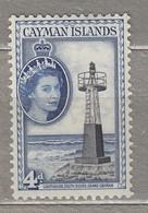 CAYMAN ISLANDS 1953 Lighthouse MNH (**) Mi 143, SG 155 #23301 - Cayman Islands