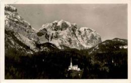 Wallfahrtskirche Maria Lavant Mit Laserzgruppe * 16. 8. 1938 - Österreich