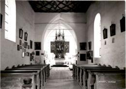 Lavant, Osttirol - Kircheninneres - Österreich