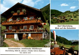 Jausenstation-Imbißstube Mühlburger - Dorf Oberleibnig - St. Johann Im Walde - 3 Bilder (13026) - Österreich