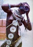 Say Cheese Before I Click - Turkana Girl - Donnina - Nudo - Sex - Erotico - Formato Grande Viaggiata – E 9 - Cartoline