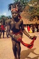 La Danseuse - Africa In Pictures - Donnina - Nudo - Sex - Erotico - Formato Grande Viaggiata Mancante Di Affrancatura – - Cartoline