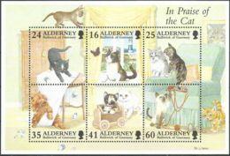 ALDERNEY 1996 Mi-Nr. Block 2 ** MNH - Alderney