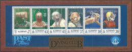 ALDERNEY 1998 Mi-Nr. Block 4 ** MNH - Alderney
