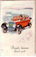 HAPPY NEW YEAR Piglets. ARiB Edition 1931 - Pigs
