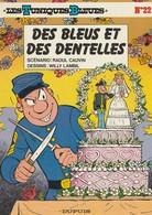 Les Tuniques Bleues - Edition Originale 1985 - Des Bleus Et Des Dentelles - N° 22 - Tuniques Bleues, Les