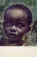 Kenya - Bambino - Formato Grande Viaggiata – E 9 - Kenia