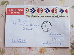 (2178) ITALIA STORIA POSTALE 1971 - 6. 1946-.. Repubblica
