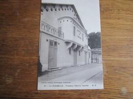 LA ROCHELLE   THEATRE  FAMILLA                                           NON  VOYAGEE - La Rochelle