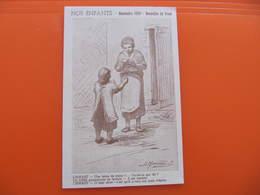 CPA -  Illustrateur : J. MARIANI - NOS ENFANTS - NOUVELLES DU FRONT 1939 - Autres Illustrateurs