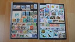 Rest Albanien Mit Zirka 380 Marken - Stamps