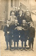SCHOOL FOTO  UIT  WAREMME -  MET RAF  CARTUYVELS  UIT  SINT - TRUIDEN   -  Zie Scan 2 - Waremme