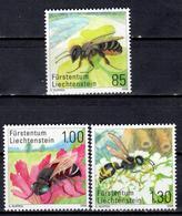 FL+ Liechtenstein 2008 Mi 1482-84 Mnh Bienen - Liechtenstein