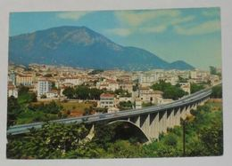SALERNO - Cava Dei Tirreni - Panorama Con Autostrada - Ponte - Viadotto - 1988 - Cava De' Tirreni