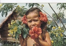 Polynésie Française Bora Bora Enfance Heureuse A Bora Bora - Polynésie Française