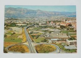 SAVONA - Albenga - Panorama Autostrada E Serre Florovivaistiche - Ponte - Viadotto - 1975 - Savona
