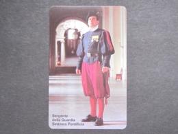 VATICANO SCV 49 - C&C 6049 - SERGENTE GUARDIA SVIZZERA - NUOVA PERFETTA - Vaticano