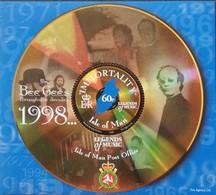 Isle Of Man  1999 Bee Gees Songs S/S - Isle Of Man