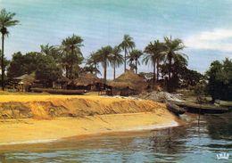 1 AK Kamerun Cameroun * Ein Dorf In Kamerun - Village De Pecheurs - IRIS Karte 8478 * - Kamerun