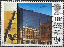 GREAT BRITAIN 1987 Europa. British Architects In Europe - 18p Willis Faber Dumas Building, Ipswich FU - Used Stamps