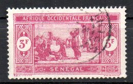 Col10    Sénégal  N° 109 Oblitéré   Cote : 2,70 Euro Cote 2015 - Gebruikt