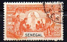Col10    Sénégal  N° 142 Oblitéré   Cote : 2,20 Euro Cote 2015 - Gebruikt