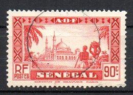 Col10    Sénégal  N° 128 Oblitéré   Cote : 2,00 Euro Cote 2015 - Gebruikt