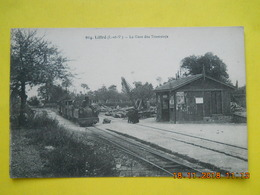 Liffré ,gare Des Tramways ,train Bon Plan - France