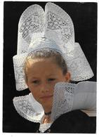 29 - Jeune Fille En Costume De La Région De Fouesnant - Ed. JOS N° 1-5689 - 1993 - Fouesnant