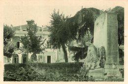1911 - Cpa 17 Saintes, Monument Aux Morts - Saintes