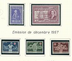 20/201 + 202/204 (5w.) XX Timbre Neuf / Postfris / MNH / O.C. 12,75€ - Ruanda-Urundi
