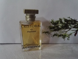 Miniature Parfum Balanciaga 5 Ml - Miniatures Anciennes (jusque 1960)