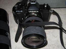 Yashica FX-3 - Appareils Photo