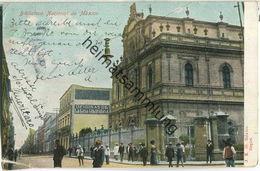 Mexico City - Biblioteca Nacional - Verlag J. K. Mexico - Mexico