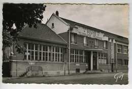 91.CPSM.  JUVISY Sur ORGE ( 9 X 14 ). La Poste , Place Du Général Leclerc - Juvisy-sur-Orge