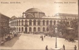 Warschau Beichs Bank - Pologne