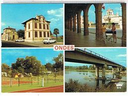 31..ONDES - 4  VUES             TTBE - France