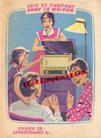 PROTEGE CAHIER PHILIPS- RADIO TOURNE DISQUES- CAMERA ECLAIR-TELEVISION-REFRIGERATEUR-AUTORADIO- TSF - Buvards, Protège-cahiers Illustrés