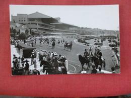 RPPC    Horse Race Track  Mexico  Ref 3077 - Postcards