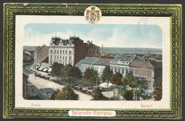 Serbia------Beograd------old Postcard - Serbia